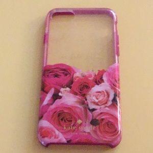 🌸🌸In full bloom. iPhone 7 case Kate Spade 🌸🌸